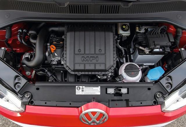 Volkswagen Cross Up Engine