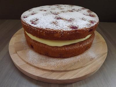 John Whaite Raspberry And White Chocolate Cake