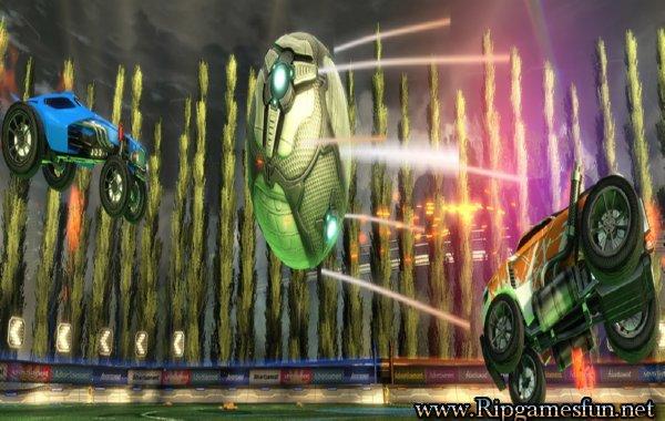 Rocket League Vulcan | SKIDROW GAMING ARENA