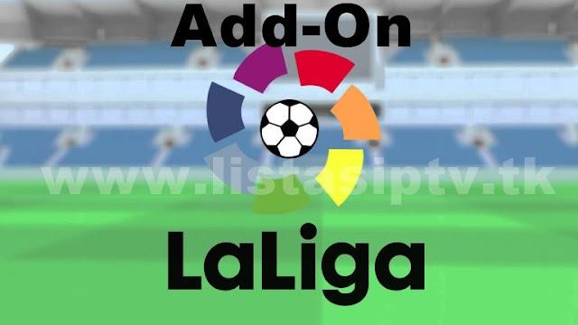 Como Instalar o Add-On La Liga no KODI - Jogos Ao Vivo do Campeonato Espanhol
