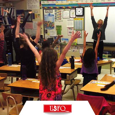 IDEA USFQ te invita al taller beneficios del movimiento para optimizar el aprendizaje, 28 de abril, Teatro Casa Blanca