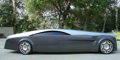 Rolls-Royce Apparition Concept by Jeremy Westerlund