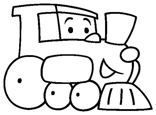 Ilkokul Posterleri Tren Resimleri Tren Boyama
