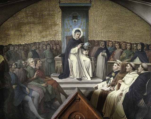Dominus vobiscum, Et cum spiritu tuo.: Saint Thomas Aquinas, ora ...