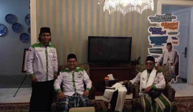Charly Eks ST12 Nyatakan Dukung Jokowi-Mar'uf