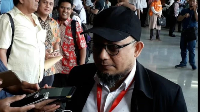 Pimpinan KPK Diteror, Novel Baswedan: Bila Dibiarkan akan Semakin Jadi