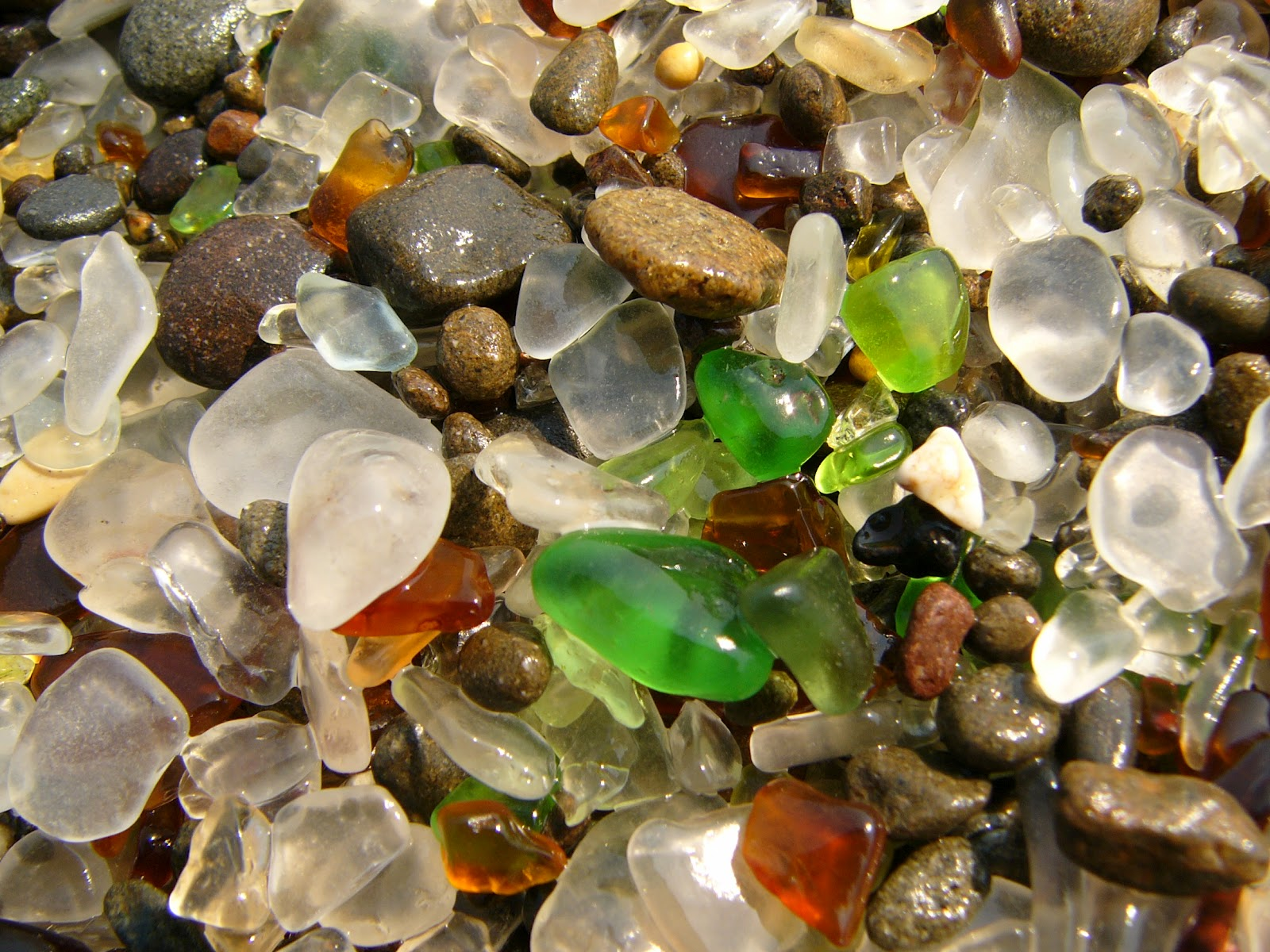 Glass Beach, Fort Bragg