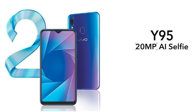 Vivo Y95 20MP All Selfie - Full phone specifications