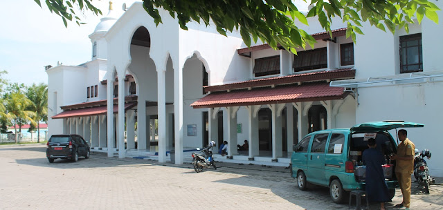 Masjid Alfalah, Icon Kota Sigli
