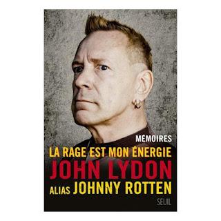 Johnny Rotten : La rage est mon énergie