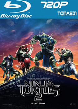 Las Tortugas Ninja 2: Fuera de las sombras (2016) BRRip 720p / BDRip m720p