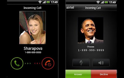 Aplikasi Fake Call and SMS