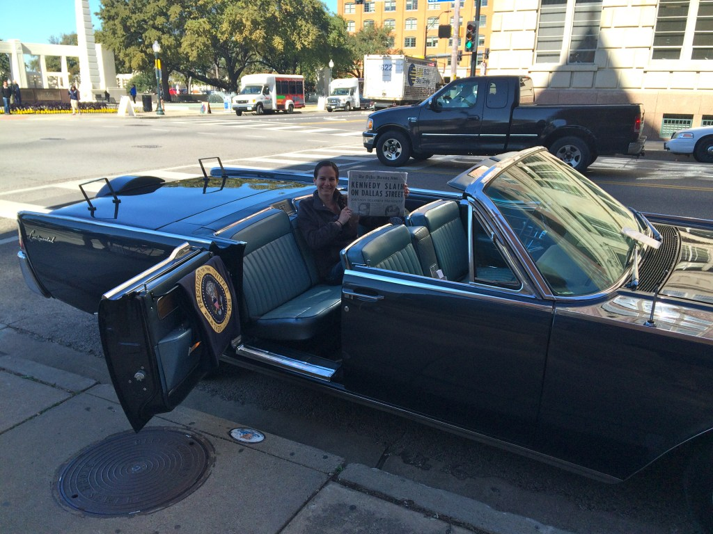 How Many Seats Were In Jfk S Car