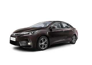 Toyota Kirloskar Motor launches the New Corolla Altis- the Global Sedan