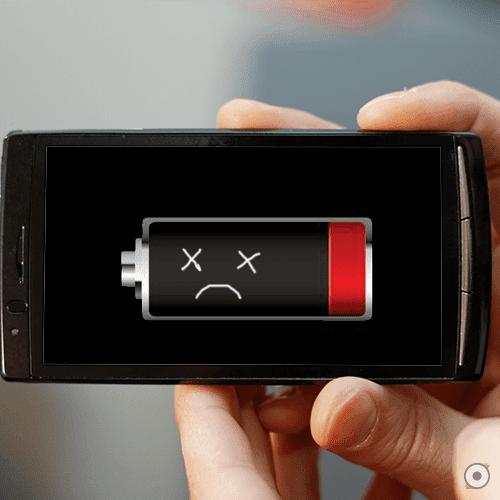Baterai android low tidak awet