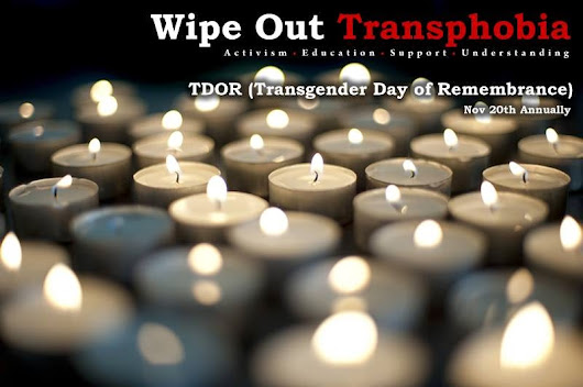 West Thornhill: Transgender Day of Remembrance