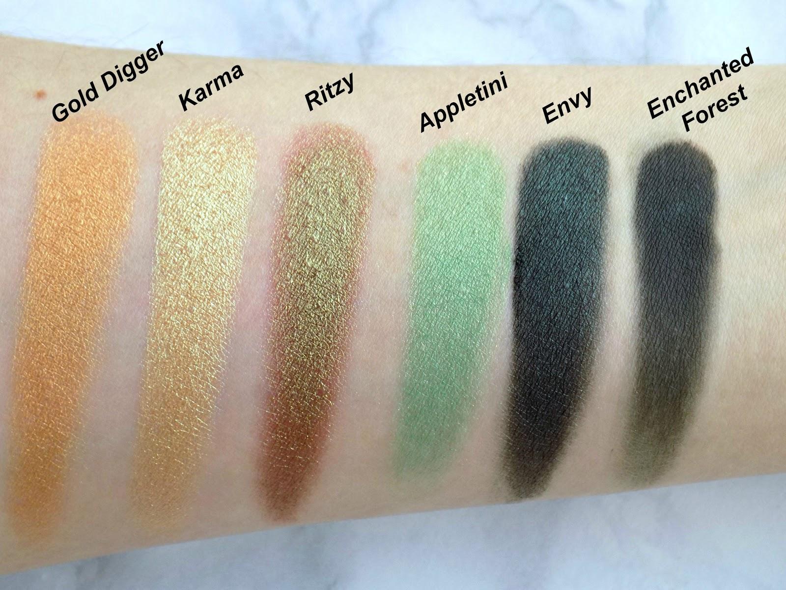 Pressed Eyeshadow Pan by Makeup Geek #10