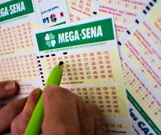 Mega-Sena, concurso 2.101: ninguém acerta as seis dezenas e prêmio vai a R$ 6 milhões