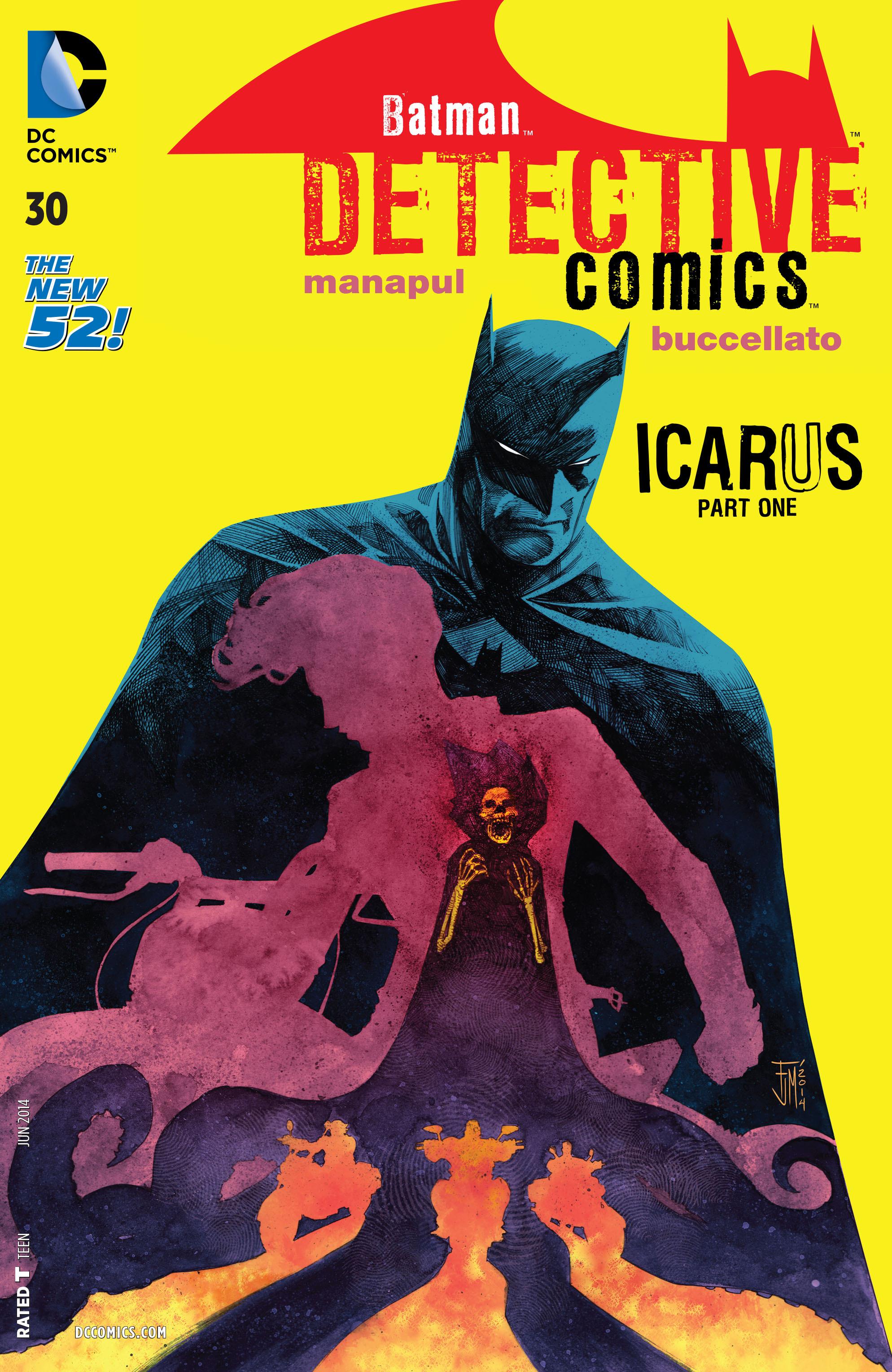 Detective Comics (2011) 30 Page 1