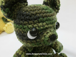 Amigurumi To Go Teddy Bear : Crochet Teddy Bear Written Pattern and Video ~ Amigurumi To Go