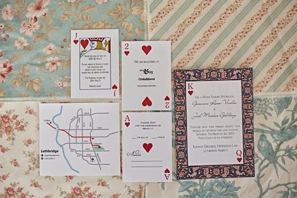 Thiệp cưới dạng Postcard lạ lẫm bắt mắt 1