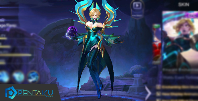 Build item moskov Mobile Legends