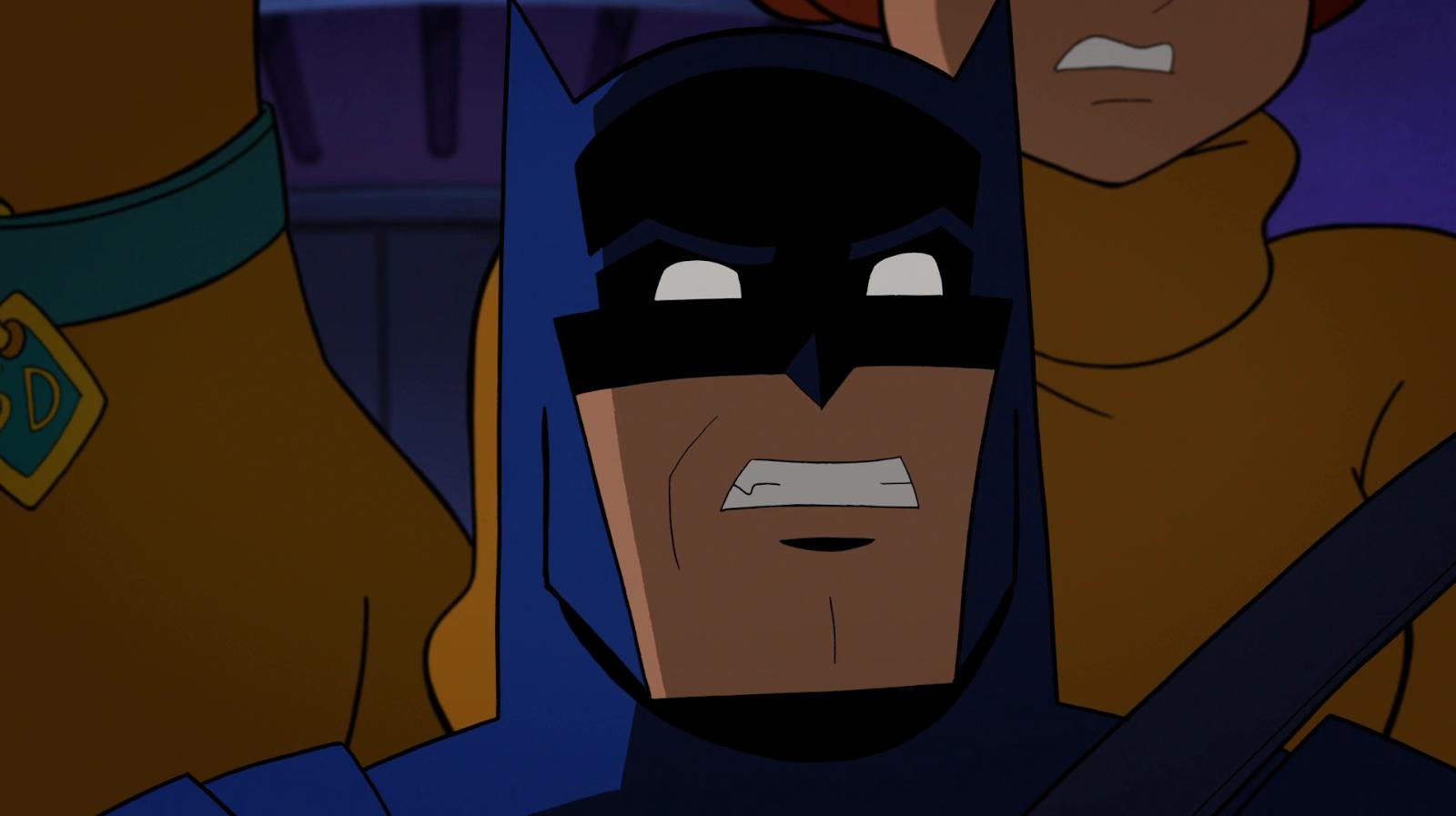 ¡Scooby-doo! y el Intrépido Batman (2018) 1080p Latino - Ingles captura 4