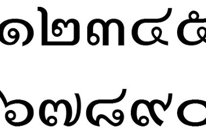 Angka Dalam Bahasa Thailand