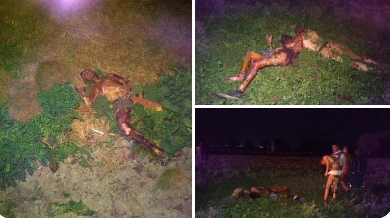 Fotos, Ordeñaban ducto en Hidalgo y les explotó, hay decenas de Quemados y Muertos