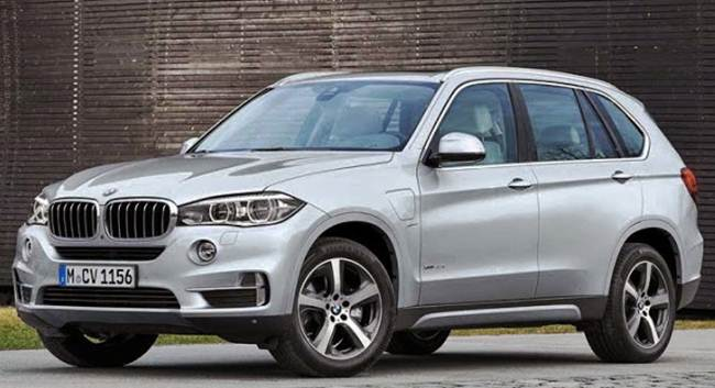 2017 BMW X5 Redesign In UK Concept