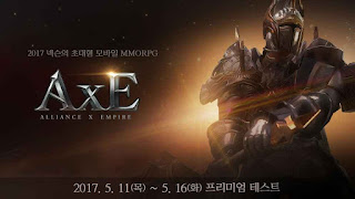 AxE Alliance X Empire MMORPG Apk Data - Free Download Android Game