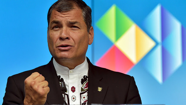 Ecuador firma un acuerdo comercial con la Unión Europea