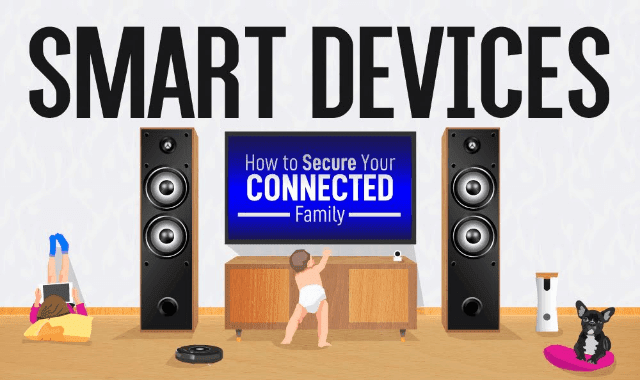 Smart Devices - How Secure is Your Connected Family?