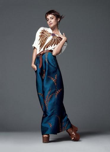 Alicia Vikander – Vogue Magazine US January 2016 Photo shoot