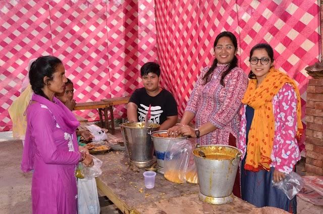 बालाजी करते हैं कष्टों का निवारण: महाबीर मसानी जैतपुर में हनुमान जयंती की धूम