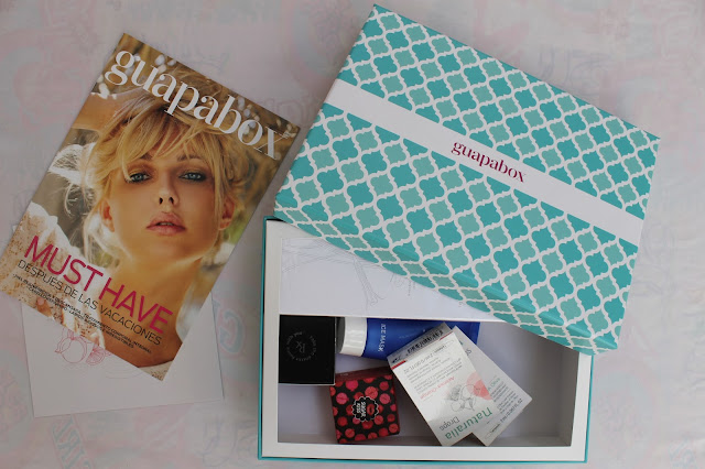 caja de belleza guapabox