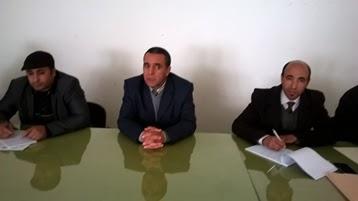 المدير الإقليمي لبولمان في لقاء تواصلي مع هيئة التوجيه التربوي