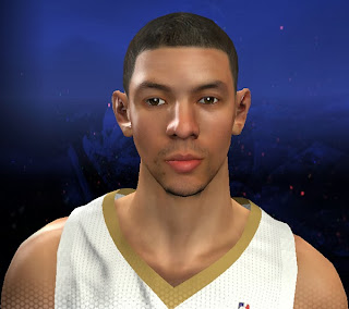 NBA 2K14 Austin Rivers Cyberface Mod