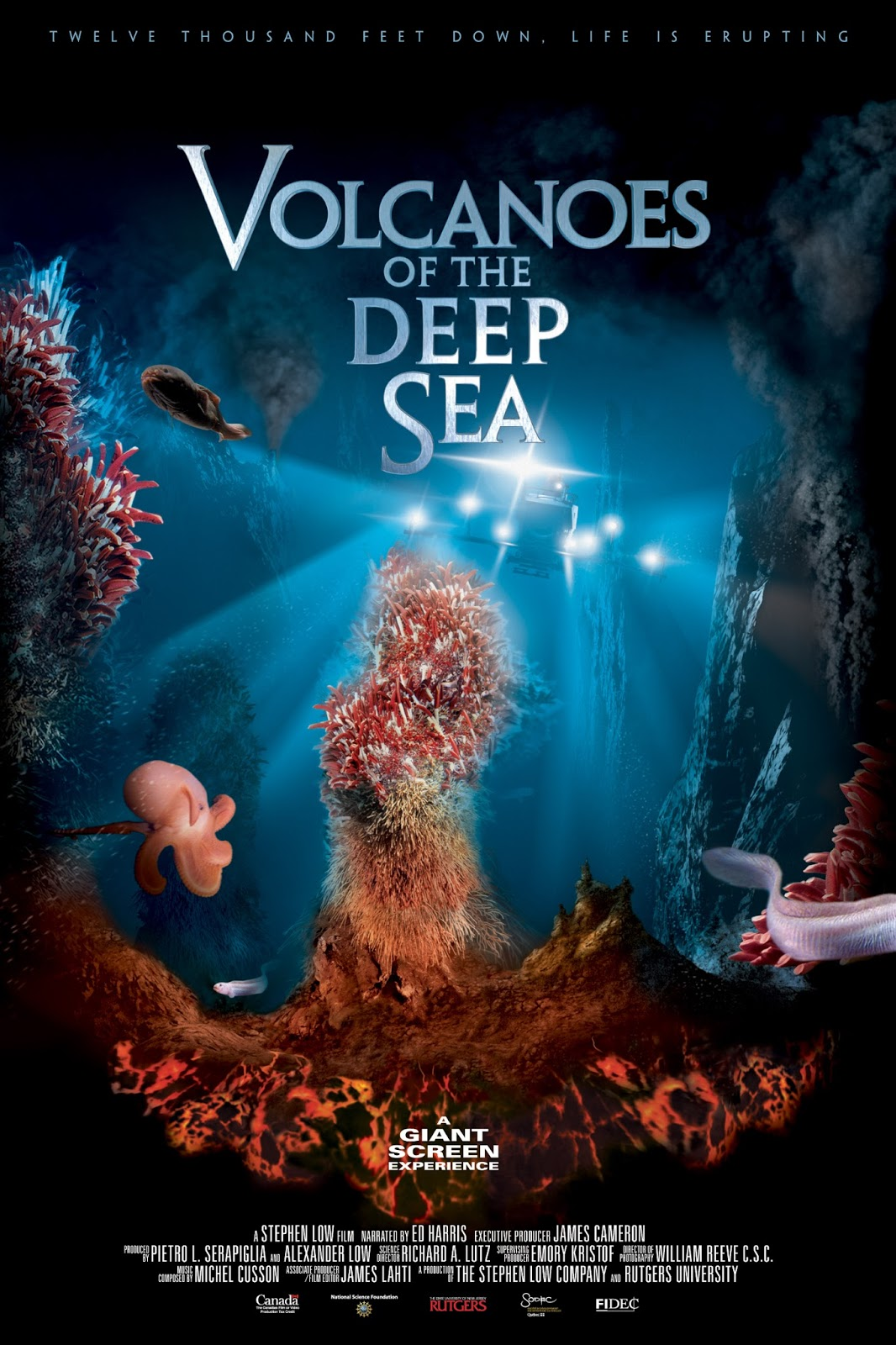Volcanoes of the Deep Sea (2003) ταινιες online seires xrysoi greek subs