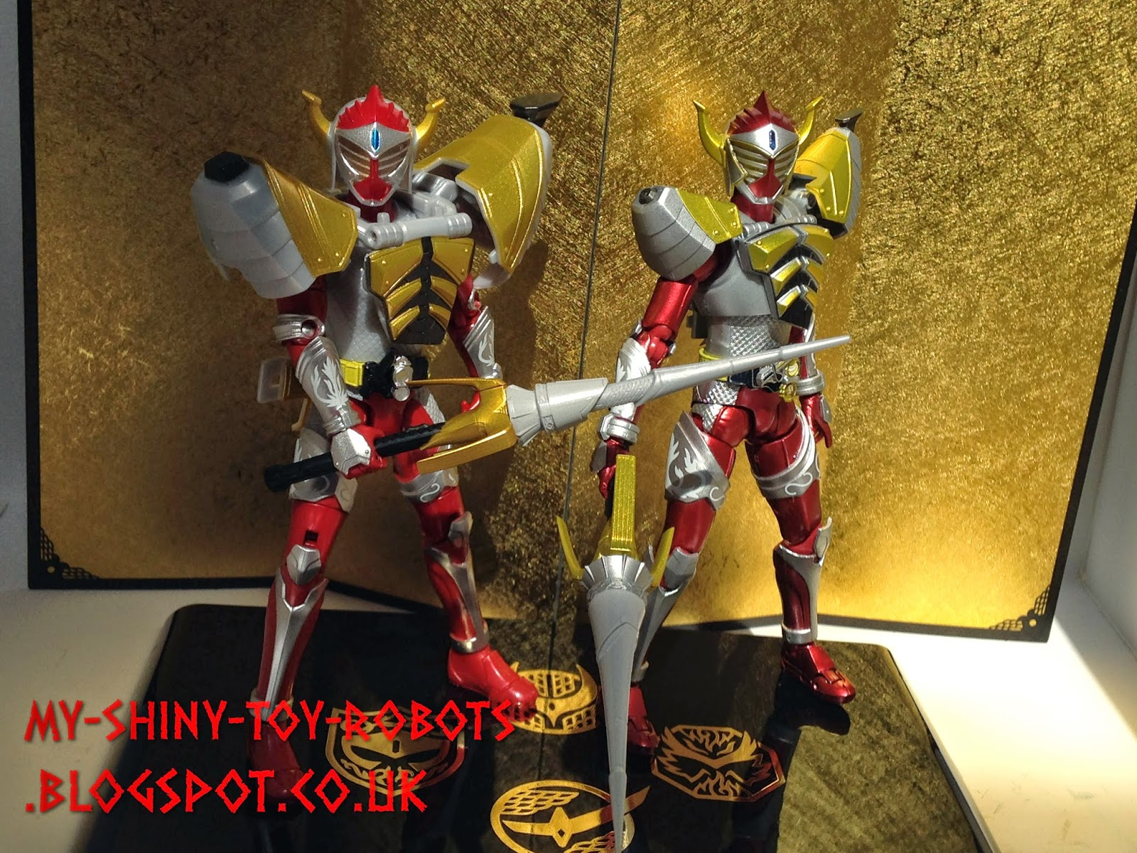Arms Change/Figuart Comparison 01