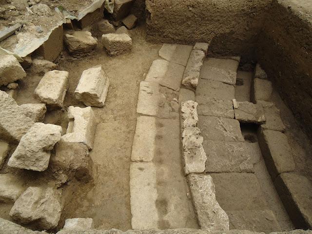 Ένα άγνωστο θέατρο αποκαλύπτεται στην Αρχαία Θουρία.