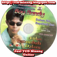Boy Shandy - Angan Dibateh Janji (Full Album)