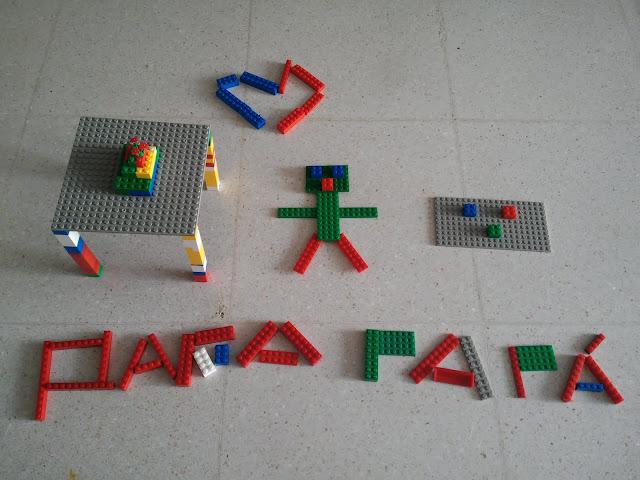Los niños son muy creativos