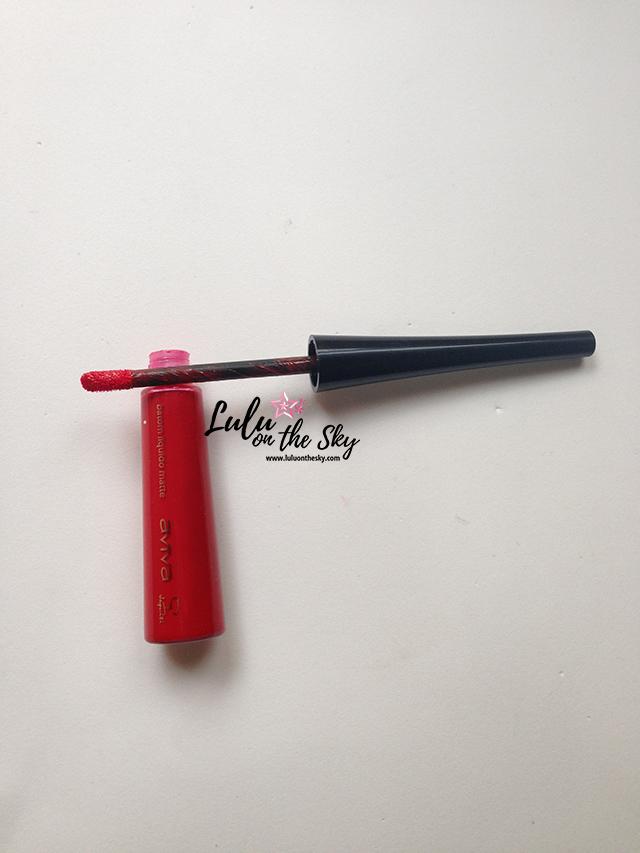 Top 3: Batons Vermelhos Liquidos Matte