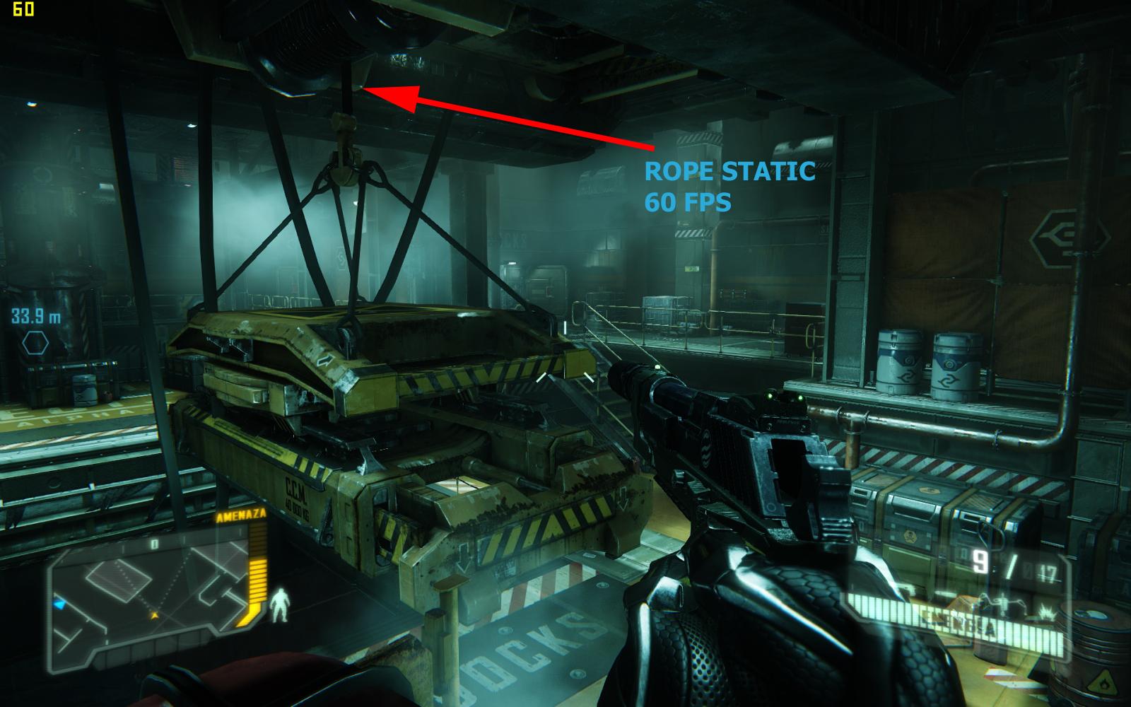 MaLDo Blog: Performance bug in Crysis 3 first level