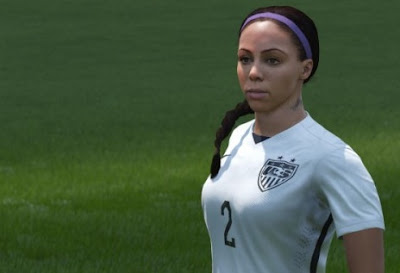 FIFA 16 brings Women Footballers as the latest issue