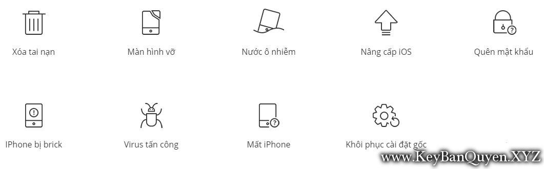iMyfone DBack iPhone Data Recovery 6.8.0.10 Full Key Download, Phần mềm khôi phục dữ liệu bị mất hoặc xóa trên iPhone, iPad, iPod touch