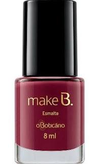 Make B. Modern Asia Esmalte Gel Like Dark Rouge