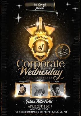 Sherifa Gunu, YaaYaa & More For Corporate Wednesday