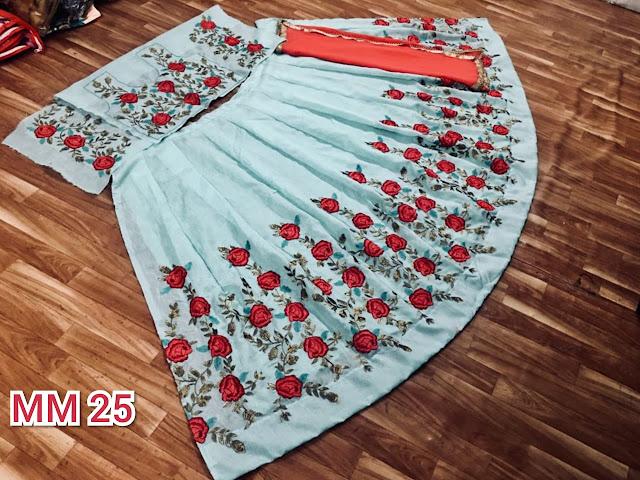 Latest Banglory Silk Fabric Design 2018 - Fashion.YouthApps